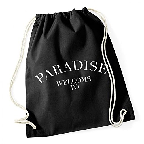 Paradiese Welcome To Gymsack Black Certified Freak ATwPl