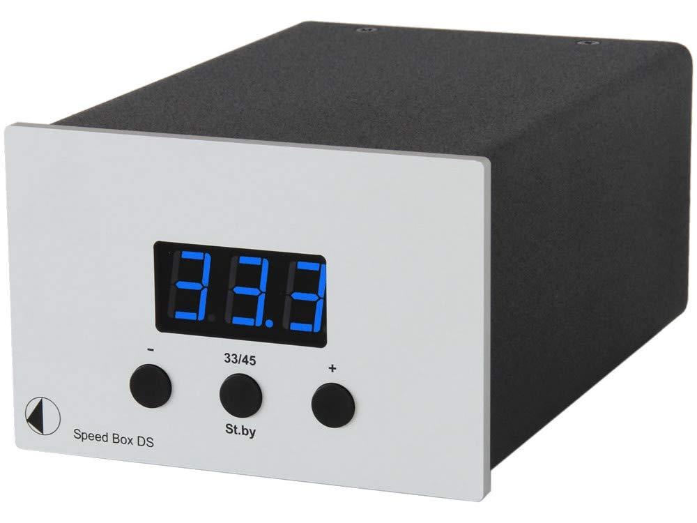 Pro-Ject Speed Box DS Argent - Accessoire pour platine vinyle ...