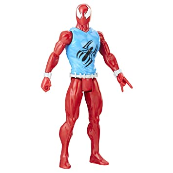 Amazon.com: Spider-Man Titan Hero Series Web Warriors ...