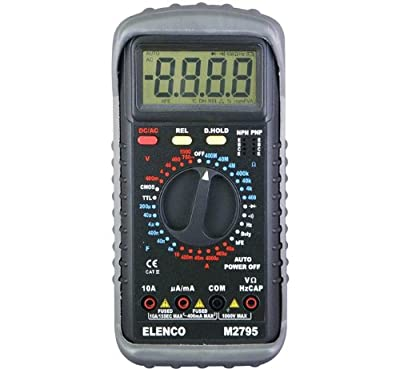 Elenco M2795 Digital Multimeter