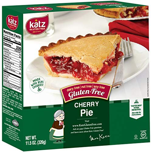 Katz Gluten Free Personal Size Cherry Pie | Dairy, for sale  Delivered anywhere in USA