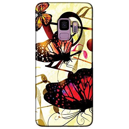Capa Personalizada Samsung Galaxy S9 G960 - Borboletas - MU20