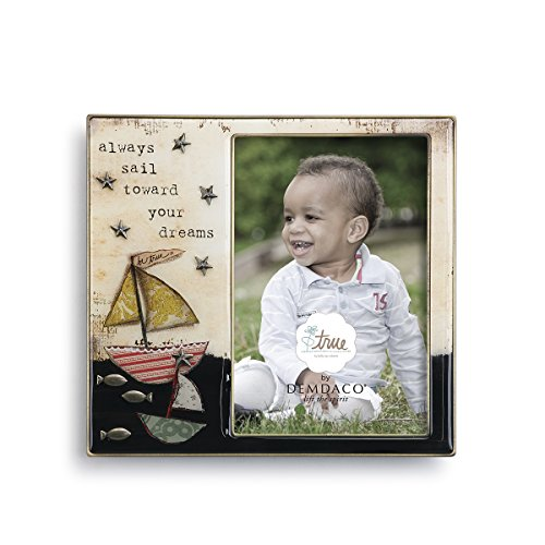Picture Sailboat (Demdaco Baby Frame, Sailboat)