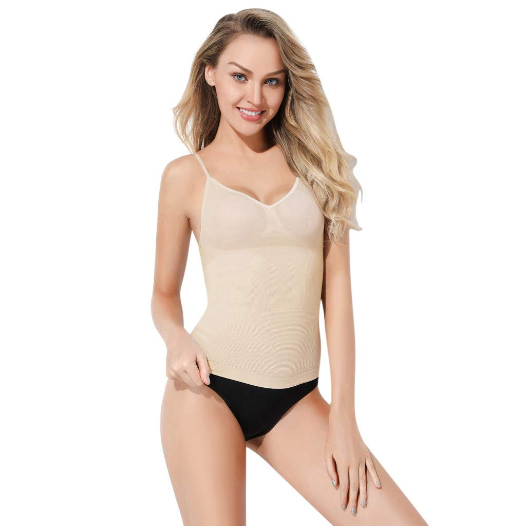 DDKK underwear 2019 Hot Women Tank Top Compression Firm Tummy Control Seamless Corset Slim Body Shapewear
