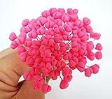 100 Assorted Cray Stamen Pollen Flower Craft