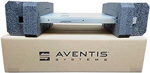 AVENTIS Adjustable Foam Server Packaging for Safely Shipping 1U and 2U Servers