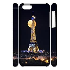 MMZ DIY PHONE CASELandscape 3D-Printed ZLB582756 Custom 3D Phone Case for ipod touch 4
