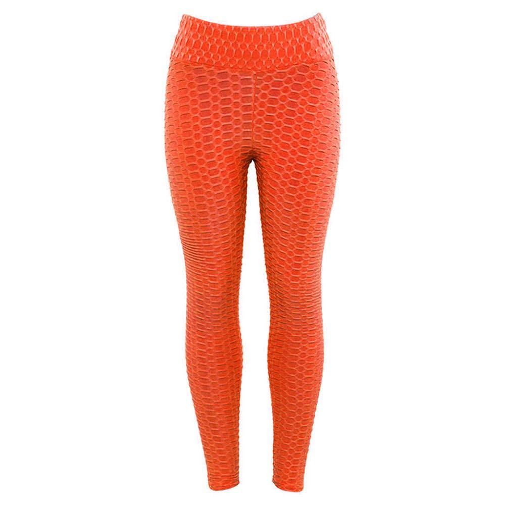 VJGOAL Moda Casual de Color sólido Deportes Pantalones de Yoga ...