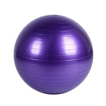 CRSM Fitness Ball Home Yoga Ball Inflable Pilates Balance ...