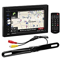 BOSS BVNV9378RC Bluetooth, Navigation, Double-Din, DVD, MP3, CD, AM/FM Receiver