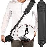 Veatree Camera Neck Strap Quick Release Safety Tether Comfortable Durable Shoulder Sling Camera Strap