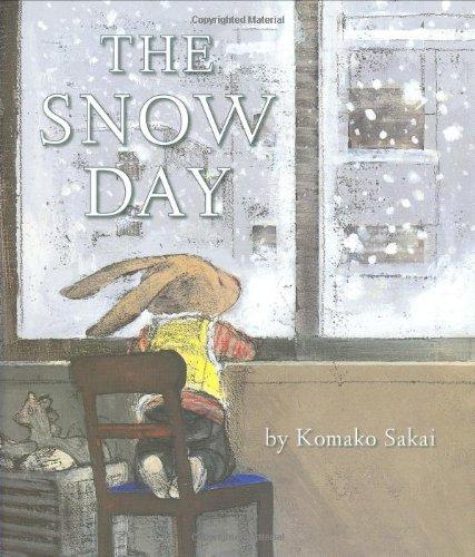 The Snow Day Komako Sakai