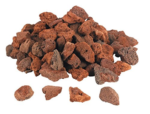 Grillmark Lava Rock Briquette 7 Lb. by Onward Multi Corp