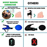 NYPOT Premium Bunion Corrector - Bunion Relief