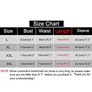 Moonlisa Plus Size Maxi Dress For Women With 3/4 Sleeve Deep V Neck Solid Color Wedding Evening Party Dress