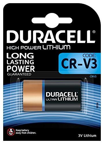Duracell Crv3 Battery - Duracell CR-V3