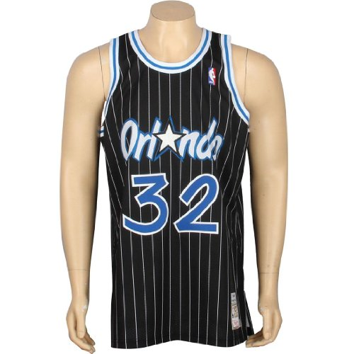 Mitchell And Ness Orlando Magic Oneal 32 Jersey (1 Orlando Magic Authentic Jersey)