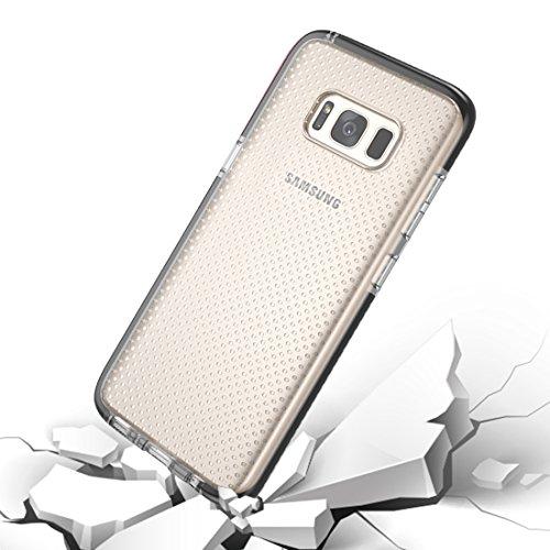 Fashion & personality Para Samsung Galaxy S8 + / G9550 Textura de baloncesto Anti-colisión TPU caso protector ( Size : Sas6324tb )