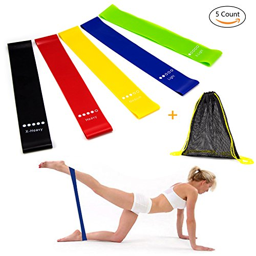 Resistance Bands, UJoylify Exercise Bands for...