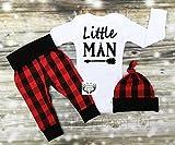Boys Plaid Outfit, Boys Clothes