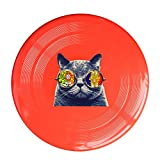 AOLM Football Championship 2016 Outdoor Game Frisbee Ultra Star Red
