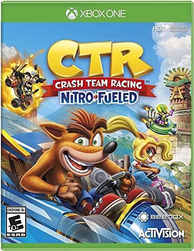 Crash Team Racing - Nitro Fueled - Xbox One (Xbox One S Play Xbox 360 Games)