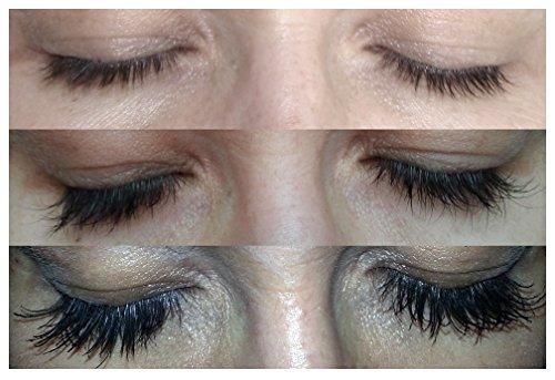 how to grow longer fuller eyelashes