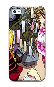 Awesome Fma Flip Case With Fashion Design For Iphone 5c