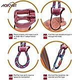 AOKWIT Professional 25KN Rappel ATC Belay Device