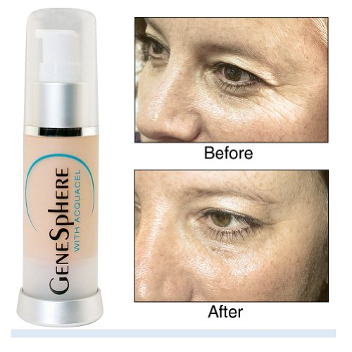 Genesphere with Acquacel by Biologic Solutions (New Version) by Biologic (Rejuvenate Facial Lotion)