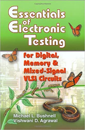 ??TXT?? Essentials Of Electronic Testing For Digital, Memory And Mixed-Signal VLSI Circuits (Frontiers In Electronic Testing). Rangers Muchos INICIO Seguro Marshall office August Takeover