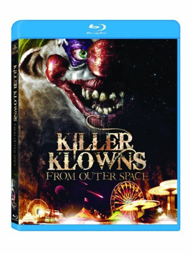 Killer Klowns From Outer Space [Blu-ray] by 20th Century Fox (Killer Klowns From Outer Space Blu Ray)