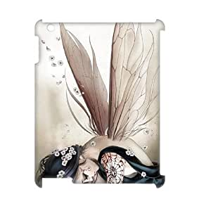 COMEON - Fairy Pattern 3D Phone Case for iPad 2,3,4
