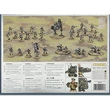Warhammer 40K: Imperial Guard Cadian Battleforce by Games Workshop