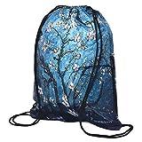 Waterproof Drawstring Bag Sport Gym Runner Knapsack Lightweight Sackpack Backpack for Men and Women Review