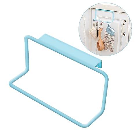 MeiXGU Toalla Hanger Toalla soporte accesorio de colgar en la pared baño cocina para inodoro