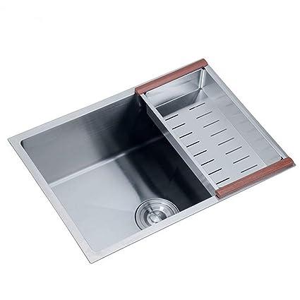 Amazon.com: Bar Sinks Kitchen Square Sink Small Sink ...