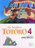 MY NEIGHBOR TOTORO FILM COMIC GN VOL 04 (C: