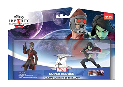 Guardians Disney - Disney Infinity 2.0 Marvel Super Heroes
