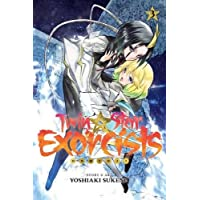 Twin Star Exorcists Volume 3