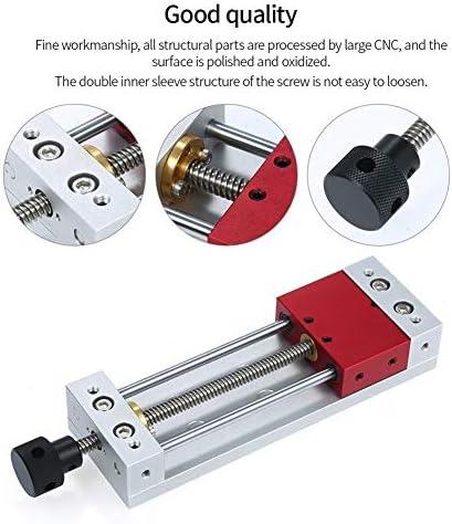 Carving Vise High Precision Grinder CNC Model Vise for Surface Grinding Machine Milling Desktop Pliers for DIY Household Repair