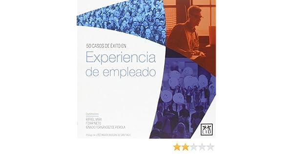 Experiencia De Empleado (Acción empresarial): Amazon.es: Vara ...