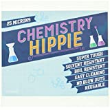 Chemistry Hippie | 25 Micron Pressing Screens 6-pack | Essential Oil Concentrate Press Filter | 5x5 Inch Sheets