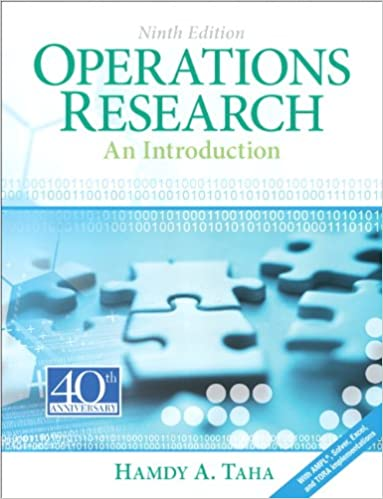 Operations research an introduction 9th edition hamdy a taha operations research an introduction 9th edition 9th edition fandeluxe Images
