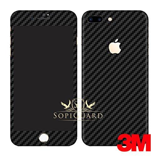 SopiGuard Carbon Brushed Aluminium iPhone product image