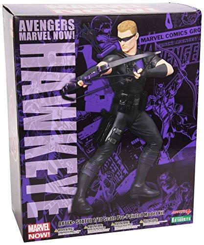 Kotobukiya Marvel Comics Avengers Now! Hawkeye ArtFX+ Statue (Archie Comic Character Costumes)