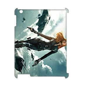 C-EUR Captain America 2 Pattern 3D Case for iPad 2,3,4