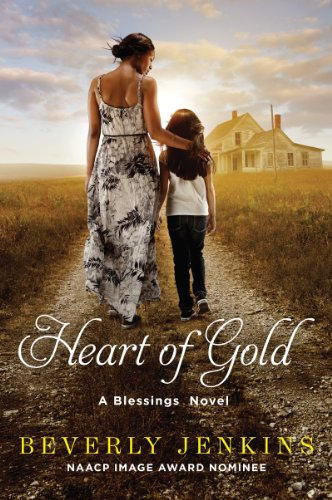 Gold Contemporary Heart - Heart of Gold: A Blessings Novel