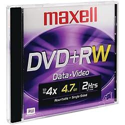 Maxell 4.7gb 4x Dvd+rw.