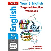 Year 3 English Targeted Practice Workbook: 2019 Tests